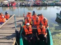 2018 07 29 Donaudeltafahrt  Besatzung Boot 9