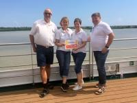2018 07 29  Reiseweltteam mit KFDir Andrea Reisewelt on Tour