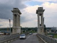 2018 07 30 Beginn Friedensbrücke auf der bulgarischen Seite