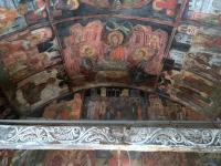 2018 07 31 Perfekte Malereien in der Kirche aus dem 10 Jhdt