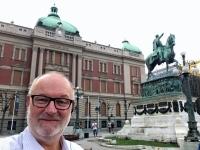 2018 08 01 Belgrad Denkmal Fürst Michael
