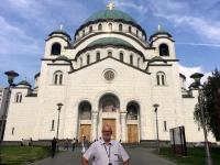 2018 08 01 Belgrad Kirche Hl Sava 5