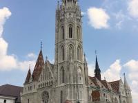 2018 08 03 Budapest Matthiaskirche