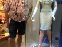 2018 08 04 Szentendre Szamos Marzipanmuseum Herzogin Diana 55 kg Marzipan 340 Stunden Arbeit