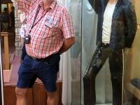 2018 08 04 Szentendre Szamos Marzipanmuseum Michael Jackson 62 kg Marzipan 336 Stunden Arbeit