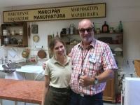 2018 08 04 Szentendre Szamos Marzipanmuseum Szamos Eveline