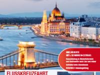 Folder Flusskreuzfahrt Donau 2018