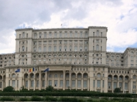 2018 07 30 Bukarest Parlamentspalast_Größtes Gebäude Europas