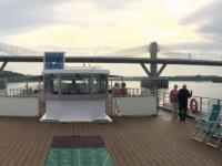 2018 07 31 Brücke Kalafat_Vidin in ganzer Länge