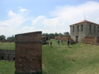 2018 07 31 Festung Vidin Innenhof