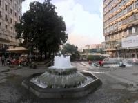 2018 08 01 Belgrad Fussgängerzone