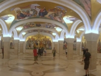 2018 08 01 Belgrad Kirche Hl Sava Krypta unten