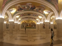 2018 08 01 Belgrad Kirche Hl Sava Krypta