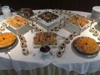 Dessertbuffet auf der MS Amadeus Brilliant