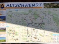 Ankunft in Altschwendt