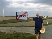Endlich verlassen wir Rödham