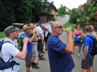 Pause 1 in Rödham mit Bier