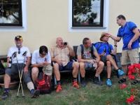 Pause 4 in Rödham mit Bier beim Ebner_Bauer