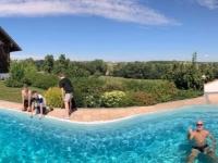 Wunderschöner Pool