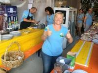 Eva aus Taufkirchen bei der Arbeit