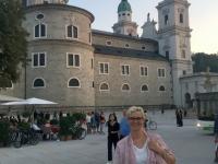 Salzburger Dom am Residenzplatz