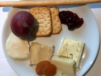 Dessert Käseteller
