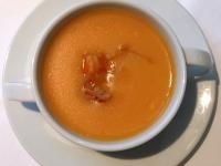Suppe Süsskartoffel Creme Suppe