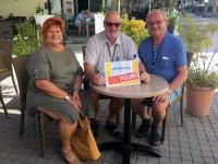 2018 08 22 Echternach  Mistelbacher Gäste
