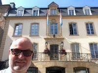 2018 08 22 Echternach  Rathaus Hotel de Ville