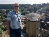 2018 08 23 Luxemburg  Altstadt UNESCO Tafel 1
