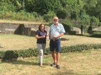 2018 08 23 Nennig römische Villa Viez Mostverkostung