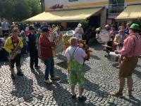 2018 08 25 Cochem Holländische Musikgruppe