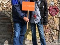 2018 08 25 Cochem  Reiseleiter Franz Josef