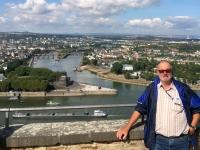2018 08 26 Koblenz Festung Ehrenbreitstein mit Deutschem Eck
