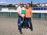 2018 08 26 Koblenz  Reiseleiter Willi