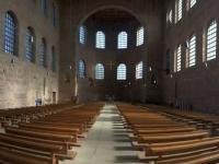 Basilika Trier innen