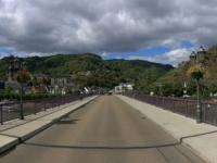 Cochem Brücke über die Mosel