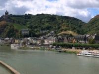 Cochem mit Reichsburg Panorama