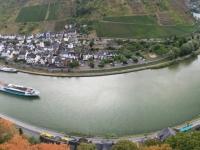 Moselschleife in Cochem