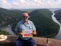 2018 08 23  Saarschleife in Mettlach Reisewelt on Tour