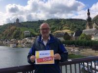 2018 08 25 Cochem mit Reichsburg Reisewelt on Tour