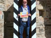 2018 08 26 Koblenz Festung Ehrenbreitstein Wache Reisewelt on Tour