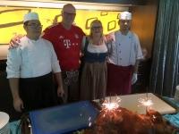 2018 08 24 Bayerisches Buffet mit Spanferkel