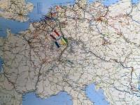 Europas Wasserwege mit Mosel