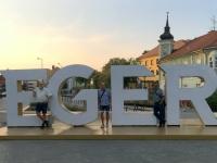 2018 08 30 Eger in Buchstaben