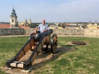 2018 08 31 Eger Burg mit Kanone