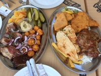 2018 08 31 Tokaj perfektes Abendessen im Restaurant Bacchus