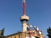 2018 09 01 Fernsehturm Tokaj auf 509 m Höhe