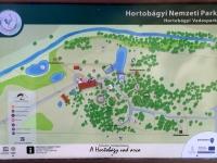 2018 09 01 Hortobagy Nemzeti Park Übersichtsplan