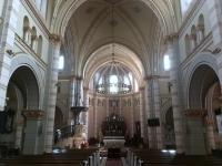 2018 09 01 Nyiregyhaza Kathedrale innen